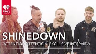 Download Lagu How Is Shinedown 'ATTENTION ATTENTION' Different Than All Their Other Albums? Gratis STAFABAND