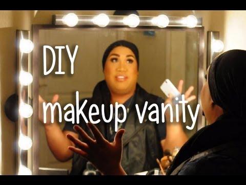 How to Makeup Vanity ★
