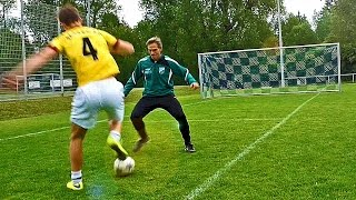 TOP 4 Amazing Football Skills To Learn - Tutorial