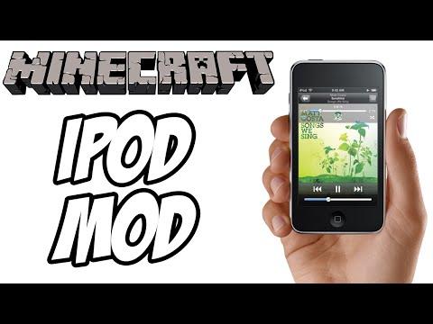 Minecraft - iPod MOD EXPLOSIVO