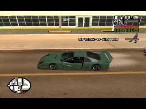 GTA San Andreas Mission 78: Key To Her Heart