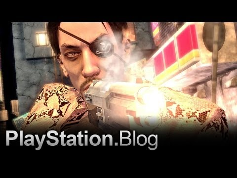 Yakuza Dead Souls Character Trailer