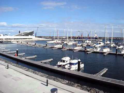 ponta delgada  nuovo porto turistico