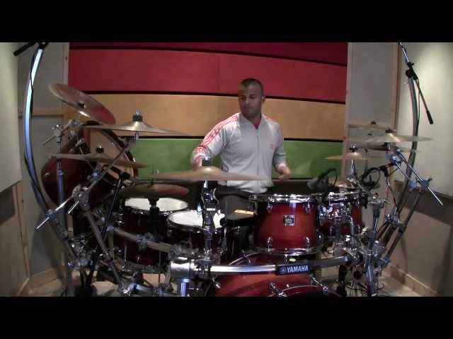 Escape From Oakland - David Garibaldi - Drums by Jeribai