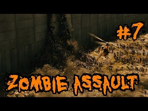 Custom Zombies - Zombie Assault: Will Our Teammate Bleed Out? (Part 7)