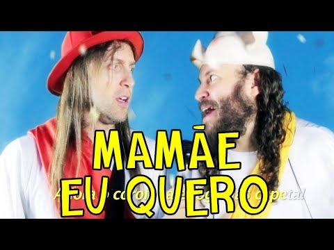 MAMÃE EU QUERO(REZA) – MARCHINHAS DE JESUS #03