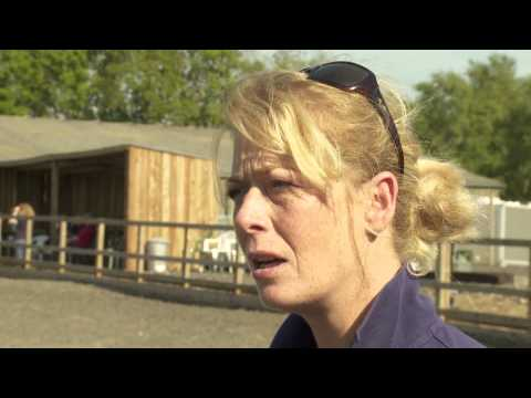 Penny Sangster: Project 500 Seeking Female Equestrian Coaches