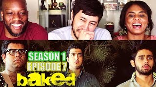ScoopWhoop's BAKED | S1 E7 | SEASON FINALE | Reaction w/ Syntell & Cortney!