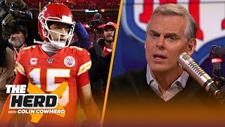 Colin Cowherd makes AFC & NFC Championship picks, shares ideal Super Bowl matchups | NFL | THE HERD