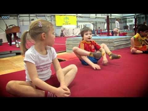 Общеразвивающая гимнастика для детей 5-6 лет