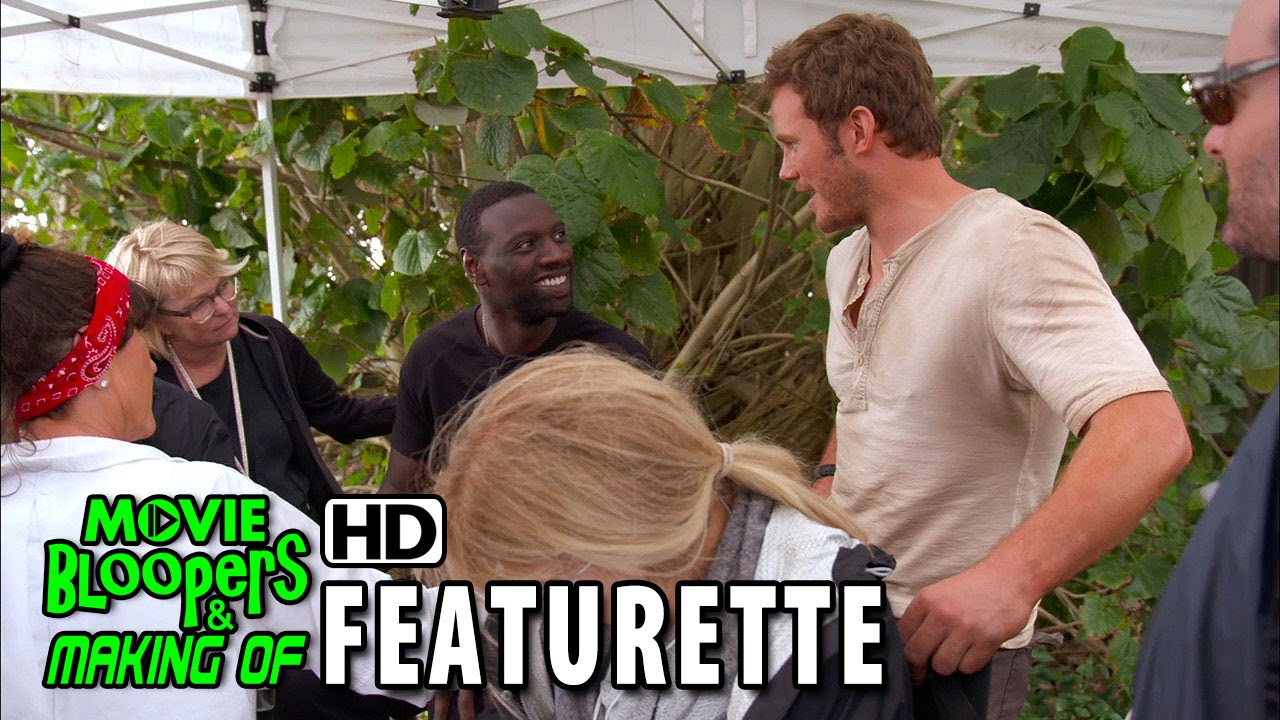 Jurassic World (2015) Blu-ray/DVD Featurette - Inspired Casting