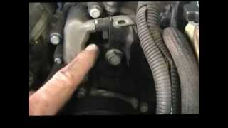 2004 Cadillac SRX 3.6 Timing chain replacement Part 1