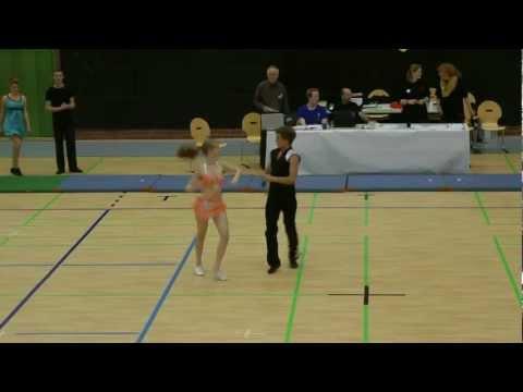 Shirley Urban & Sebastian Mattern  - 12.Allercup 2012