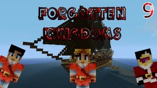 Minecraft : Forgotten Kingdoms | Jour 9