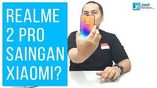 "Saingan Xiaomi? Review, Benchmark, Menu, Tes Baterai ""Oppo"" Realme 2 Pro 8/128 Snapdragon 660 Murah"
