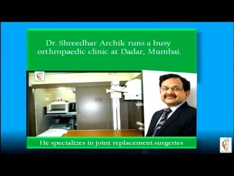 Hip replacement surgery in Mumbai with orthopedic surgeon in Mumbai, Dr. Shreedhar Archik. 24445608