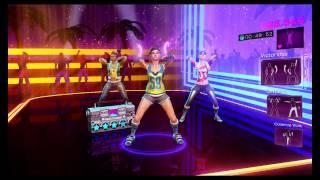 Dance Central 3 Hard 5 Stars Daddy Yankee Ft Fergie Impacto Remix