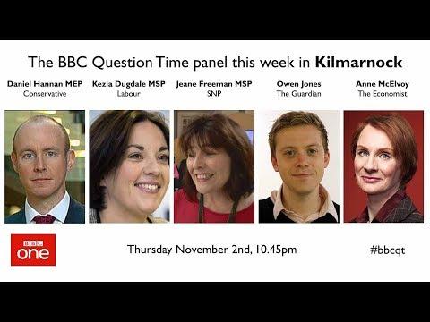 Question Time 2/11/17: Sexminster, Spain v Catalonia, smacking ban, fair taxes & Davidson 4 PM