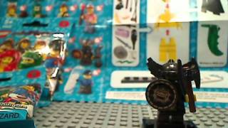 Last 3 Lego Minifigures Series 5 Unboxing!