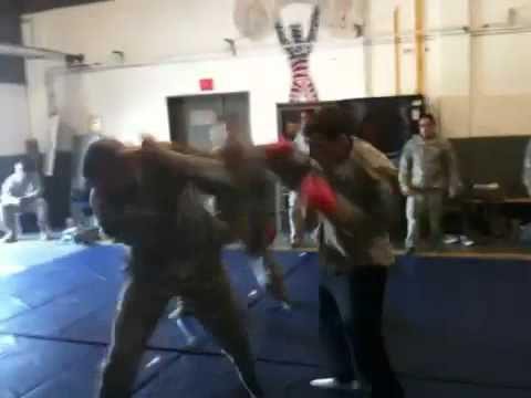 Modern Army Combatives level 1