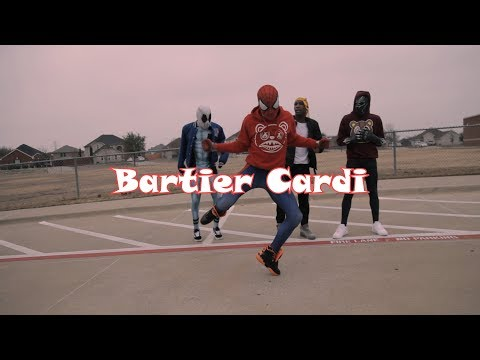 Cardi B - Bartier Cardi (feat. 21 Savage) (Dance Video) shot by @Jmoney1041