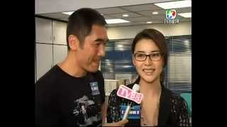 [14/08/2012] Giải mã nhân tâm 2 khai máy [TVB8] 仁心解码II开镜 || Yoyo Mung 蒙嘉慧