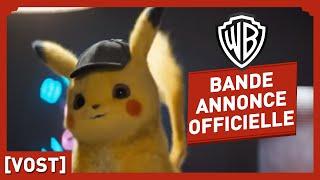 Détective Pikachu - Bande Annonce Casting VOST