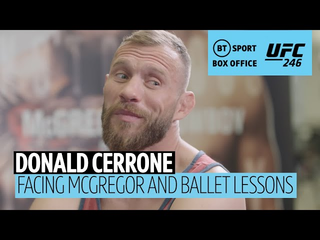 Cowboy Cerrone on life, parenting, and fighting Conor McGregor at UFC 246 thumbnail