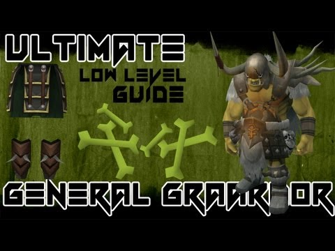 RuneScape Ultimate Bandos Godwars Dungeon Guide 2013 EoC| July 2013 – Runescape Money Making Guide