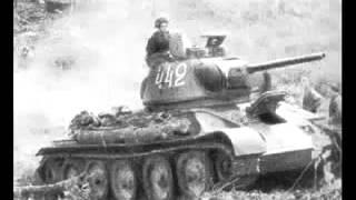 Марш советских танкистов / Soviet tankmen march song