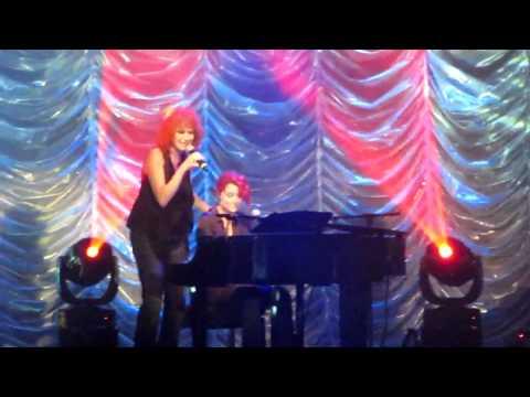 Noemi e Fiorella Mannoia – L'amore si odia – Auditorium Parco della Musica – Roma 25.03.12
