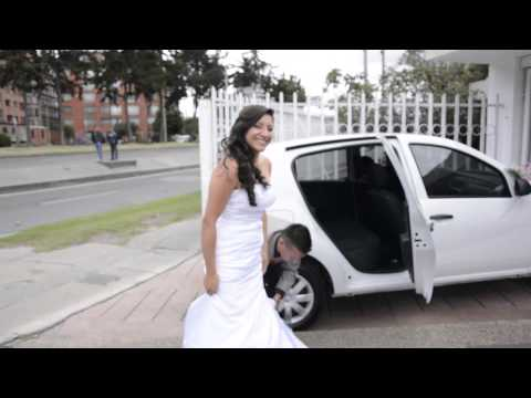 VideoClip de Bodas Carlos & Gisella (wedding) Canon 5D Mark II Colombia Fotografia Bogota