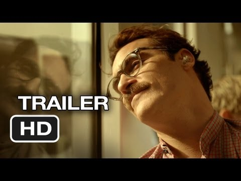 Her Official Trailer #1 (2013) - Joaquin Phoenix. Scarlett Johansson Movie HD