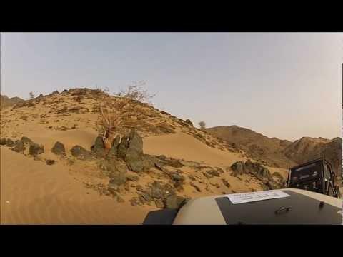 Desert Event Bahrah, Saudi Arabia