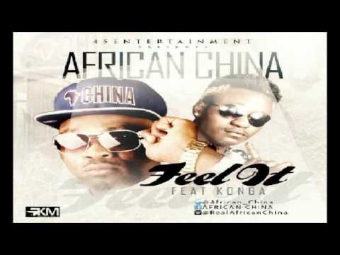 African China – Feel It Ft Konga video