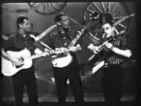 Kingston Trio - Shady Grove/Lonesome Traveller