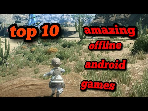 Top 10 amazing offline games for (android/iOS on play store)