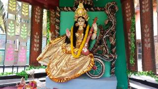 Download MA SARASWATI PUJA/BASANT PANCHAMI IS VERY FAMOUS PUJA IN WEST BENGAL AND ALL OVER INDIA. 3Gp Mp4
