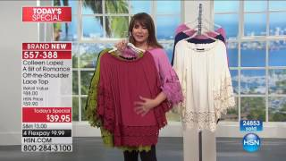 HSN | Fashion & Accessories Clearance featuring Melissa McCarthy Seven7 08.01.2017 - 11 AM