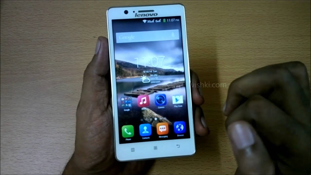 Lenovo A536 Full Review Android Dual Sim Kitkat 1 3
