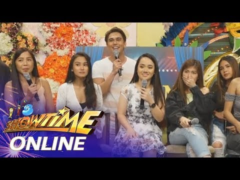 It's Showtime Online: Adelene Rabulan on being compared to international singer Zhavia
