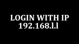 download lagu Try To Go Login  192.168.l.l ? gratis