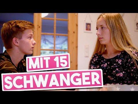SCHWANGER MIT 15 | Berlin - Tag & Nacht (Parodie)