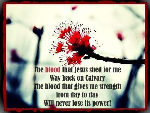 The Blood Will Never Lose Its Power