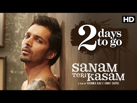 2 Days To Go For 'Sanam Teri Kasam'!