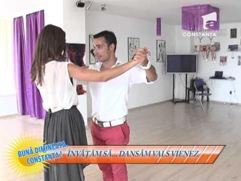 Învățăm să ... dansăm vals vienez - 2 iulie 2013