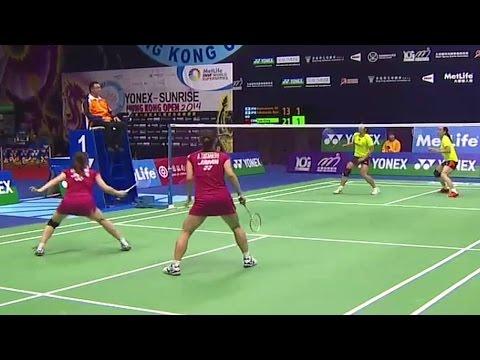 Yonex-sunrise Hong Kong Open 2014 - F - Match 1 video