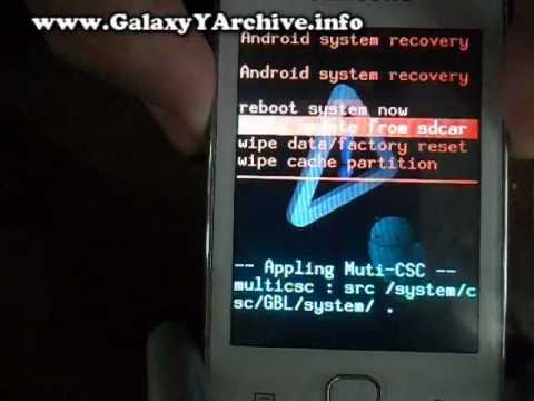 How to play Java games on Samsung Galaxy Y