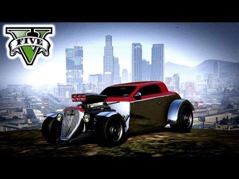 GTA 5 CUSTOM CARS & RACES! Live Stream – The CREW!  – Grand Theft Auto 5