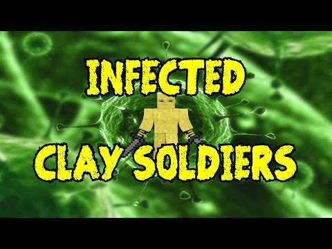 Minecraft Clay Soldiers Civilization Project Minecraft Clay Soldiers Civilization Project S3 Ep2 Swamp Civillization Infection